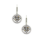 The Art Deco Drop Earrings