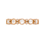 Marian Rose Cut Diamond Band