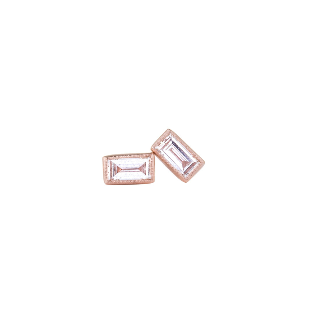 The Petit Baguette Earrings