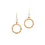 The Dunes Circle Earrings