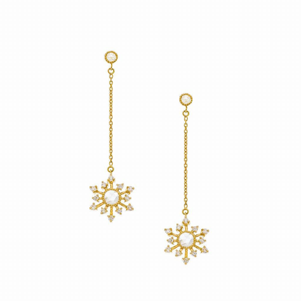 The Leena Drop Earrings