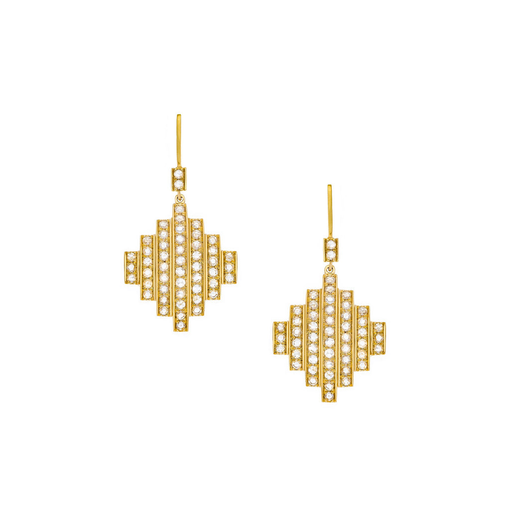 The Stella Drop Earrings