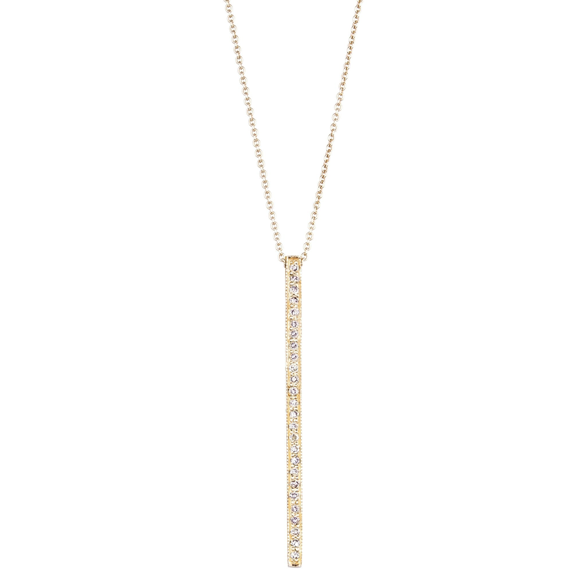 The Alice Necklace 18K Yellow Gold