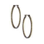 The Simple Elegance Medium Hoops