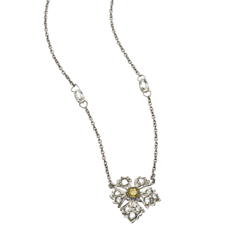 The Enchanted Garden Necklace