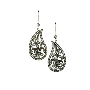 The Paisley Lace Earrings