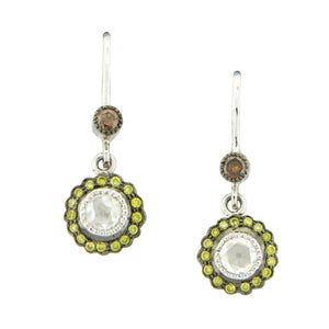 The True Romance Single Drop Earrings