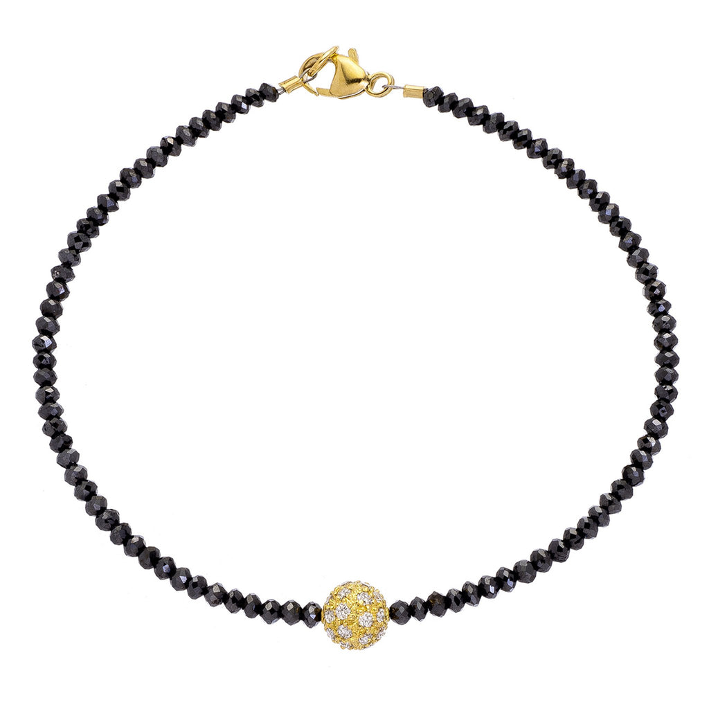 The Noir Disco Bracelet