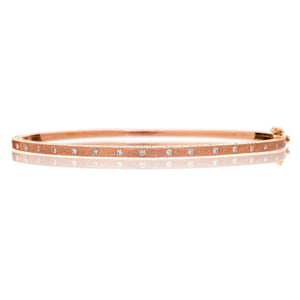 The Dunes Oval Bangle