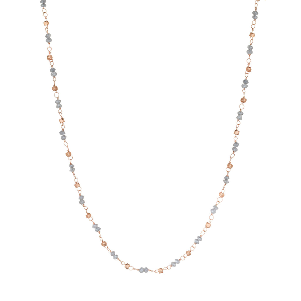The Leila Chain 18K Rose Gold