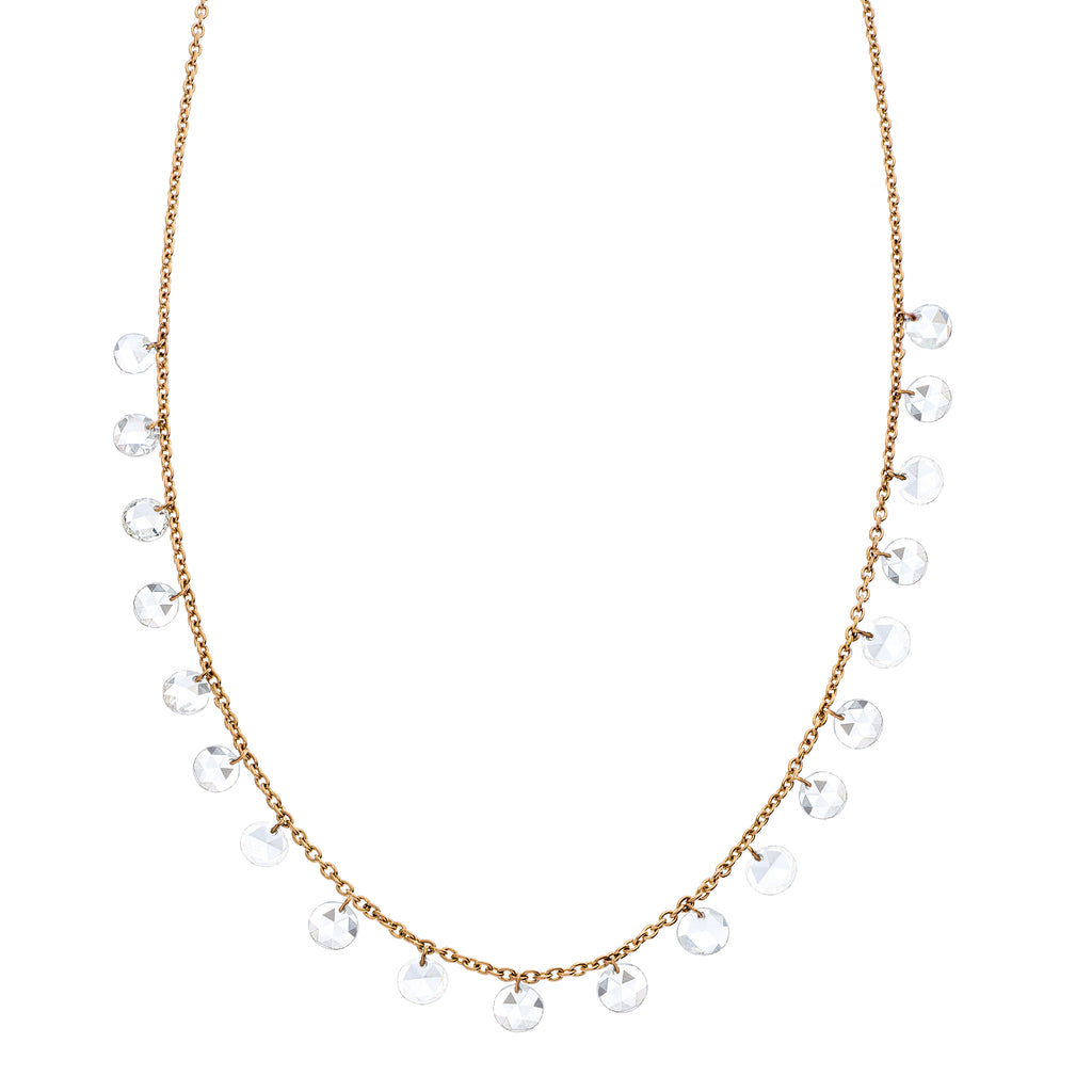 The Cien Large Drop Necklace