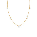 The Cien 5 Stone Necklace
