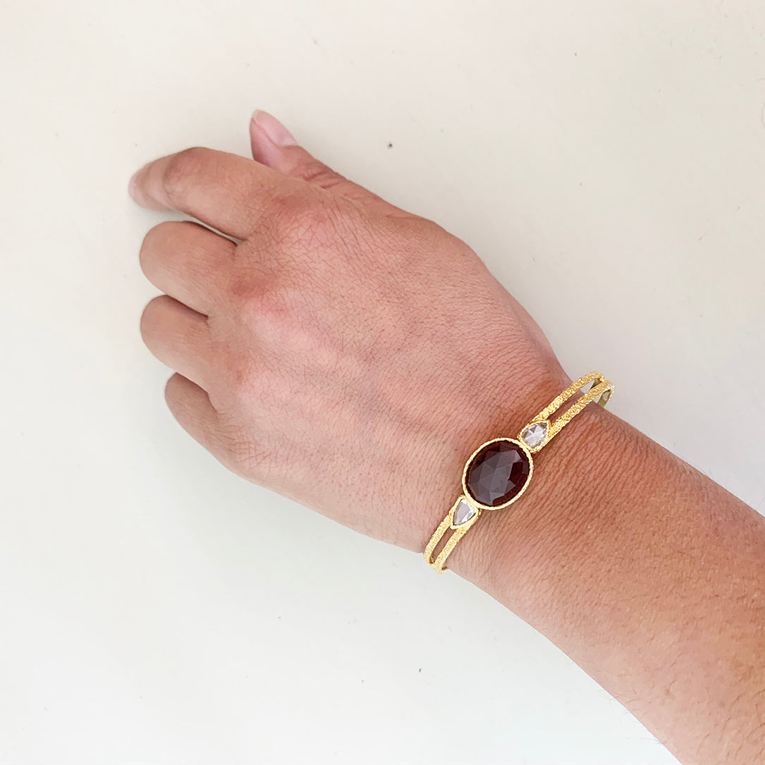 The Organic Beauty Cuff