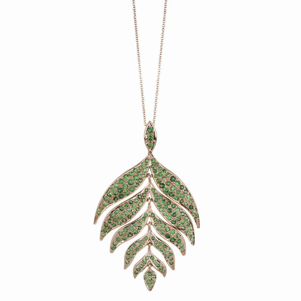The Feuille Pendant