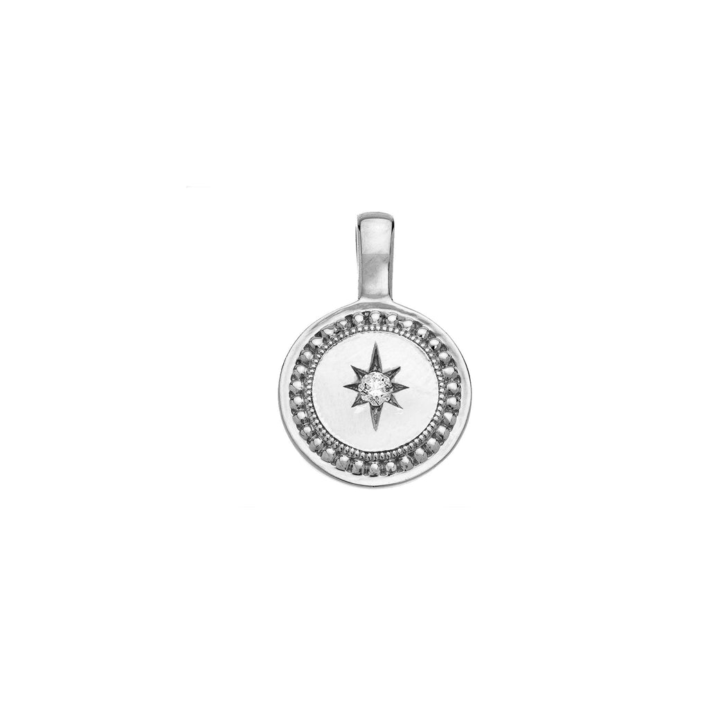 The P.S. Celeste Round Small Charm
