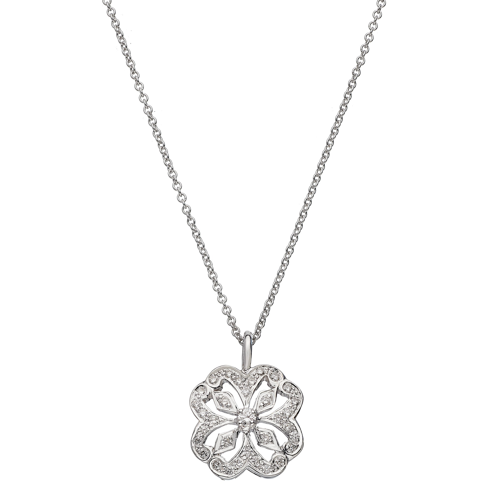 The Clover Necklace