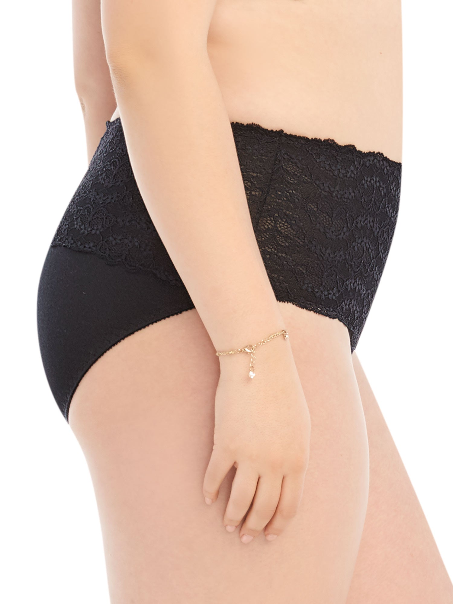 High Rise Compress Panty 1538