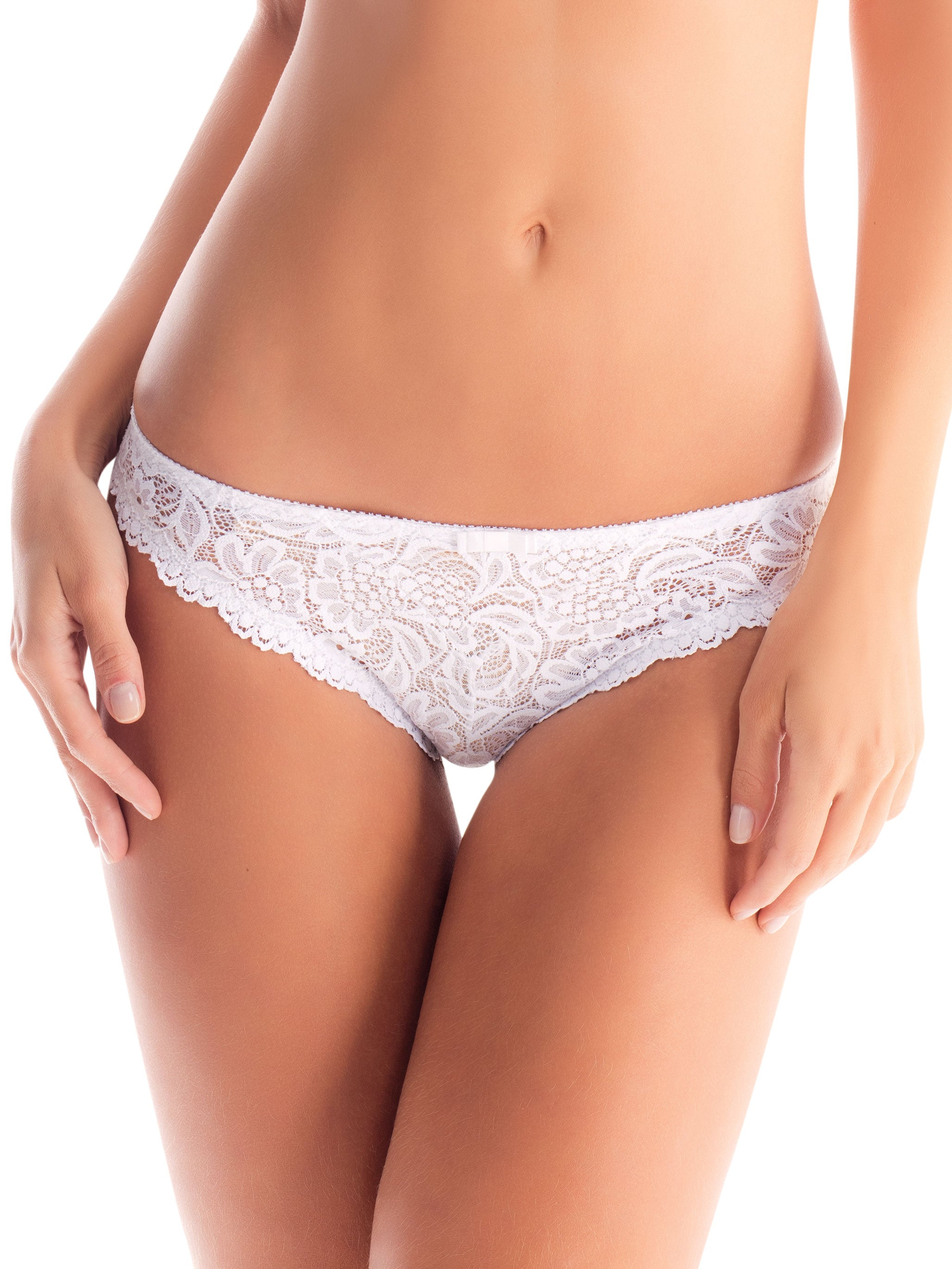 Ilusion Classic Lace Panty 2141
