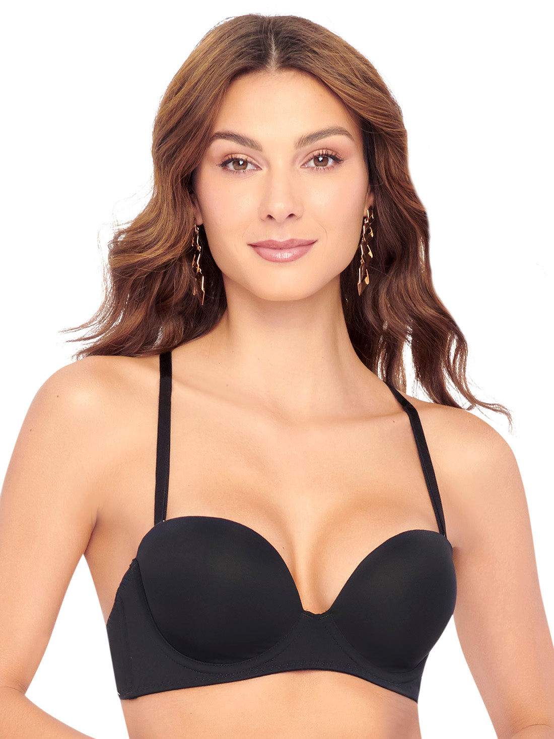 Interchangeable Back Push-Up Bra 7976