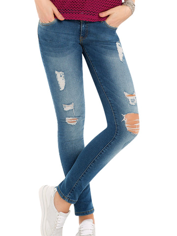 Super Soft Jean Leggings 43304