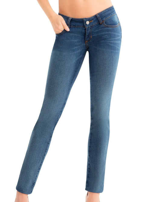 Straight Cut Jeans 5397