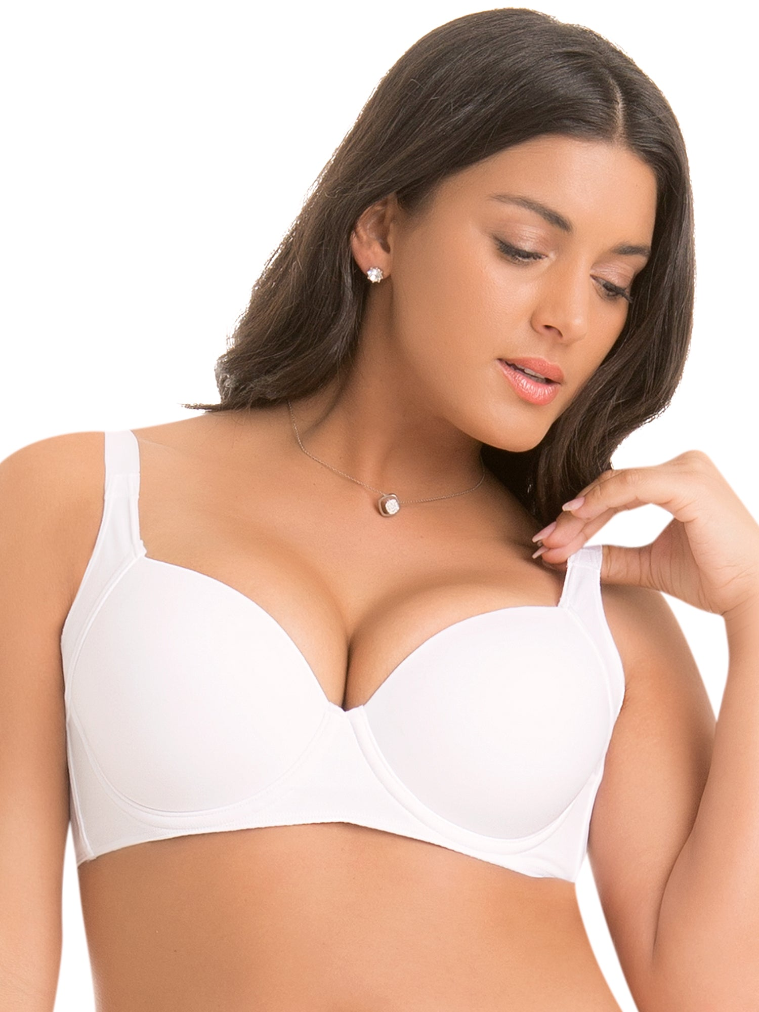 Smoothing Coverage T-shirt Bra 7352