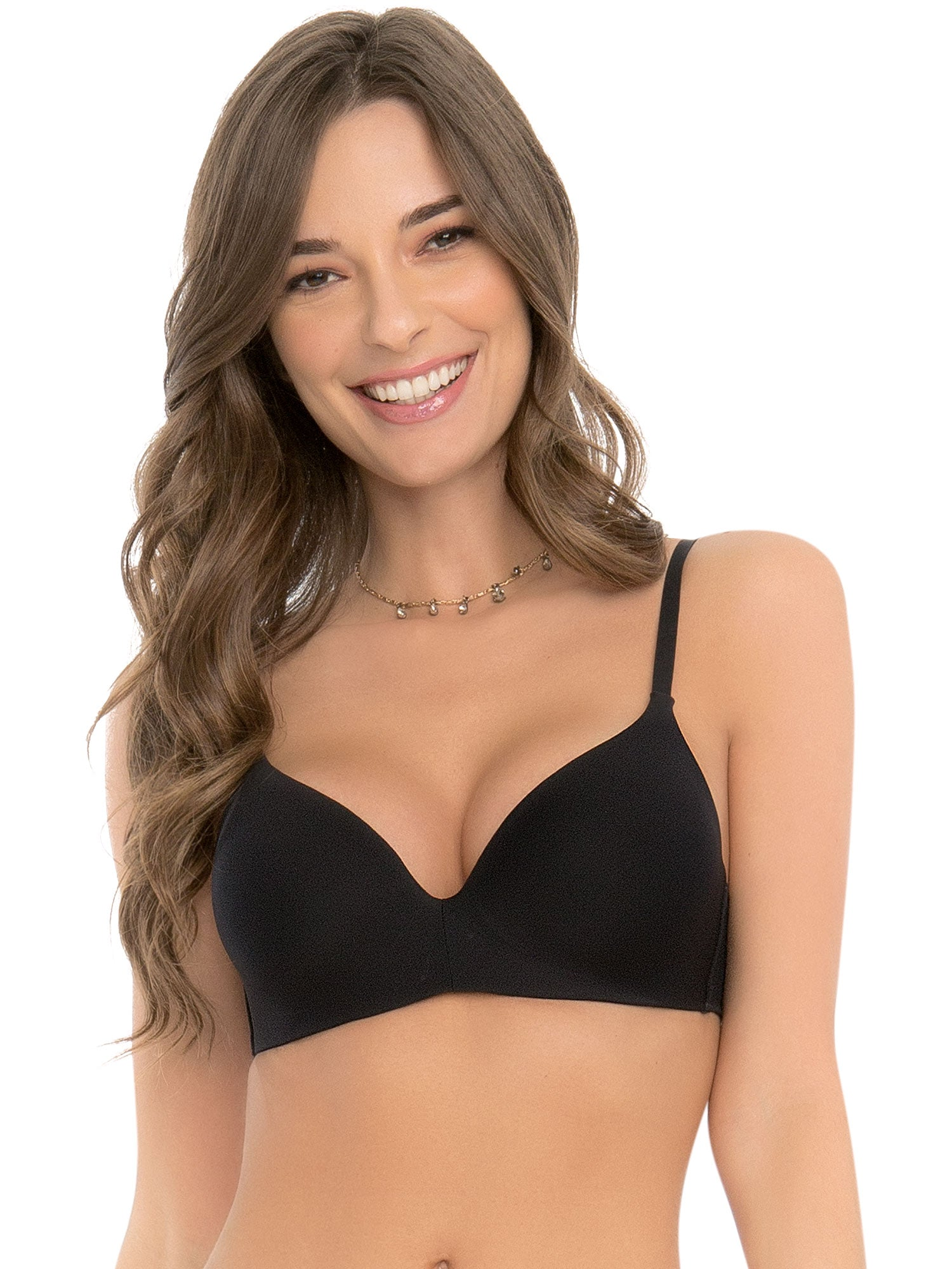 Ultra Suave Gel-Wire Bra 7367