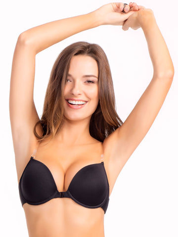 Convertible Super Push Up Bra 7479