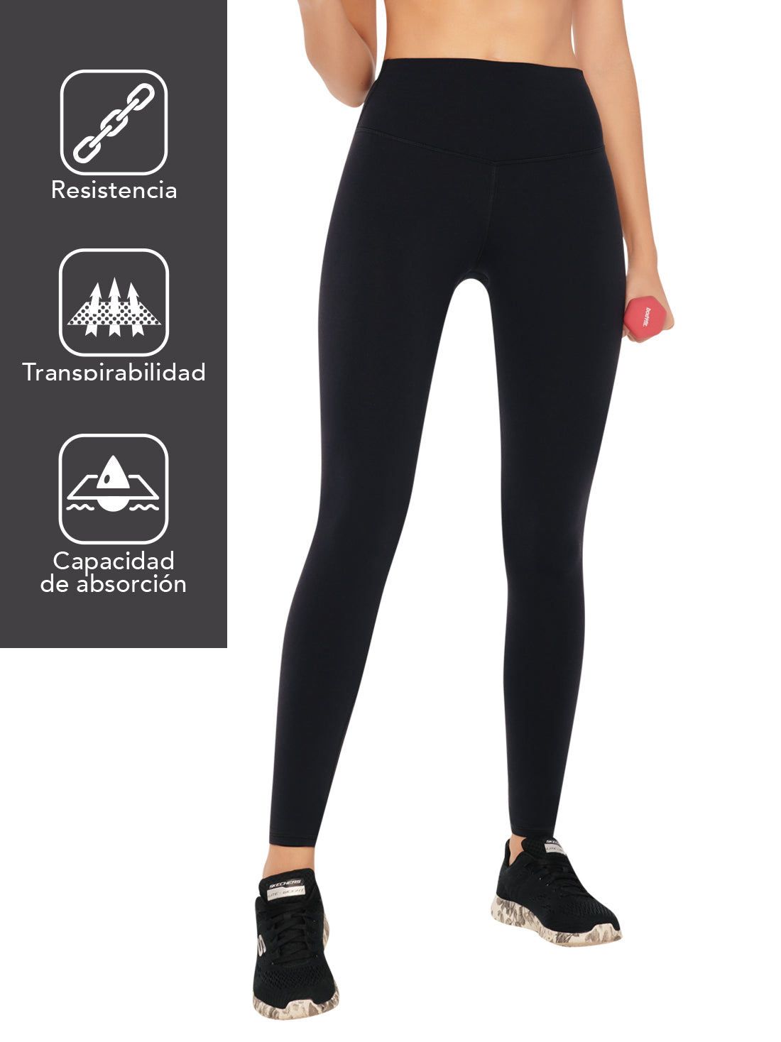High Waist Leggings 1797