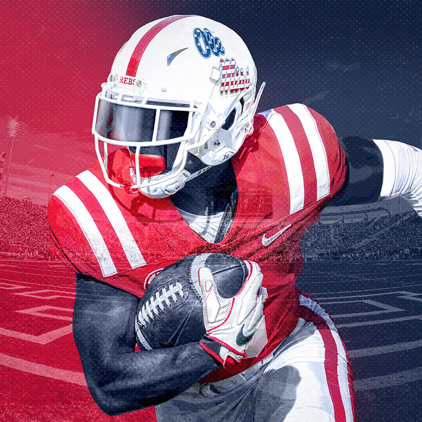 880a12abd0c Rebel Wall Art - Official Photo Store of Ole Miss Athletics