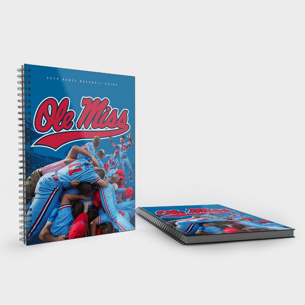 Ole Miss Rebels - 2019 Baseball Media Guide