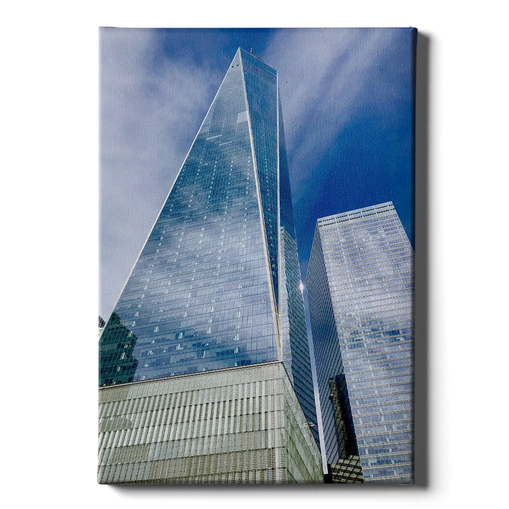 Freedom Tower - College Wall Art