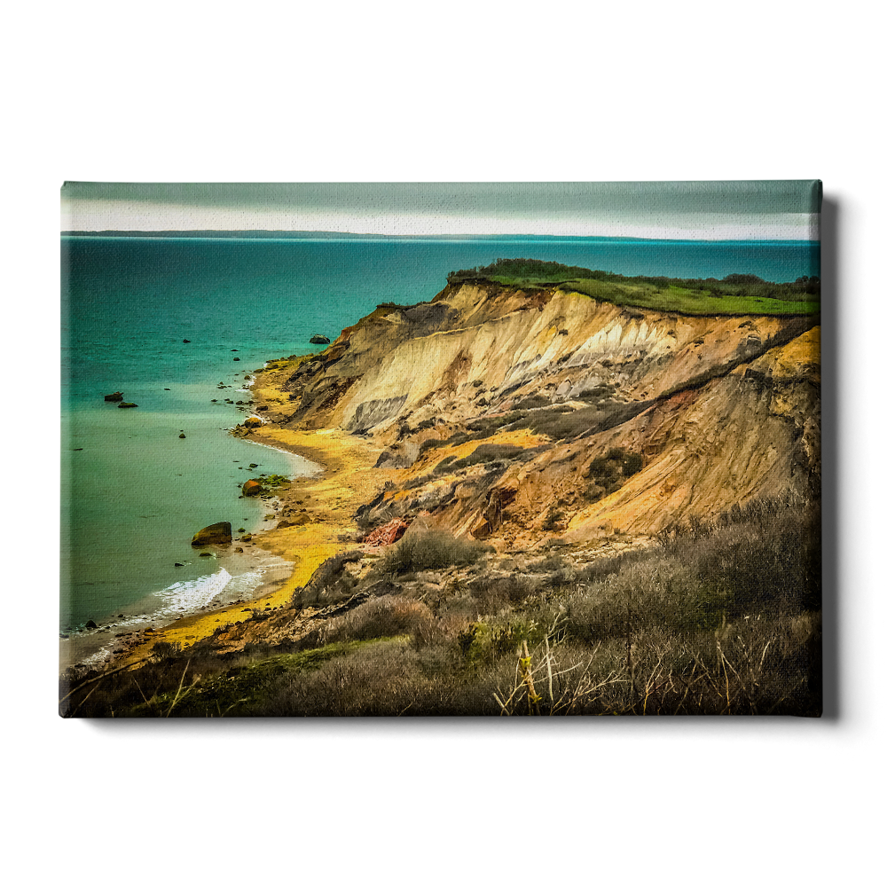Martha's Vineyard Gay Head - College Wall Art