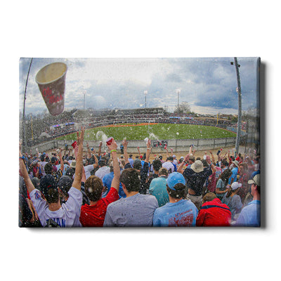 Ole Miss Rebels - Swayze Shower Right Field - College Wall Art #Canvas