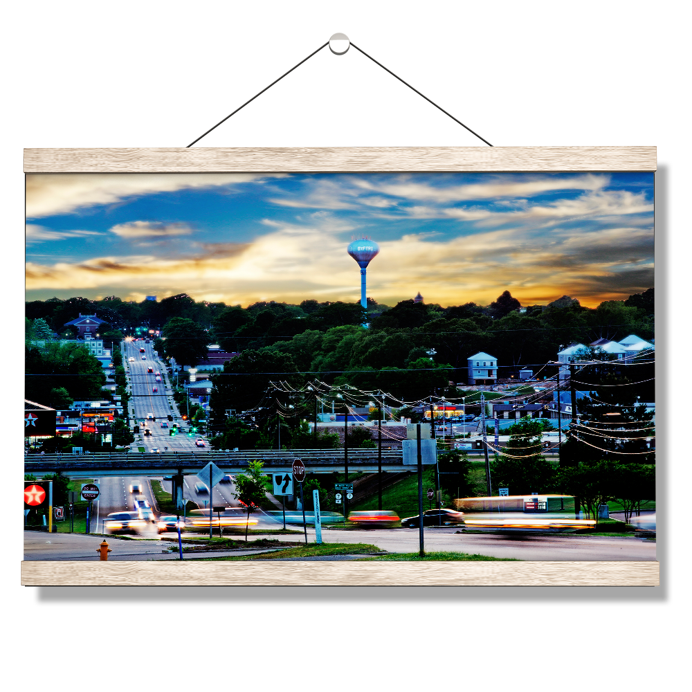 Oxford - College Wall Art #Canvas