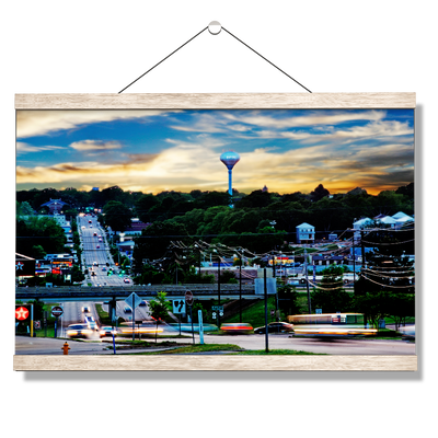 Oxford - College Wall Art #Hanging Canvas