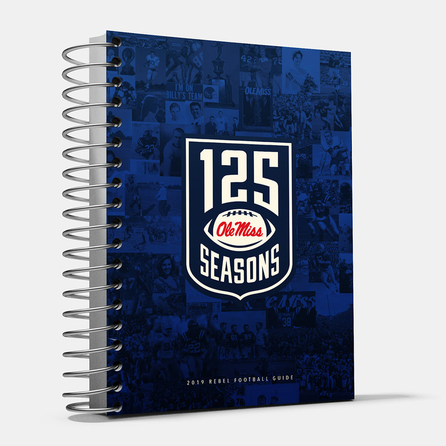 Ole Miss Rebels - 2019 Football Media Guide