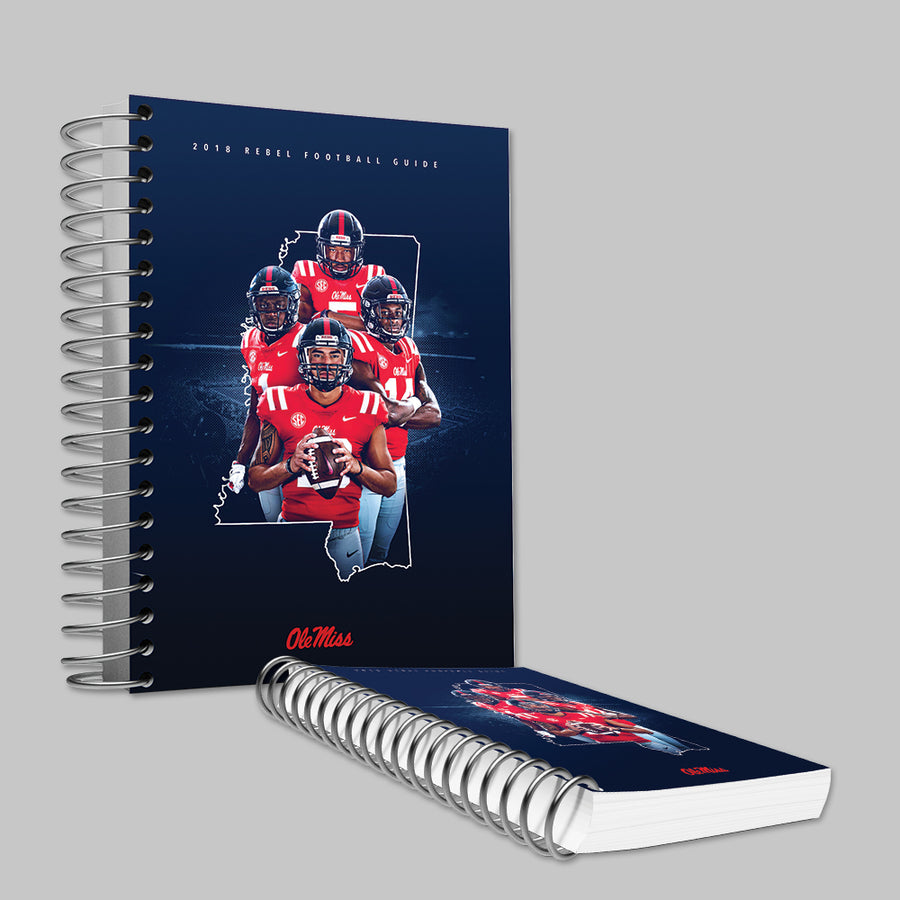 Ole Miss Rebels - 2018 Football Media Guide