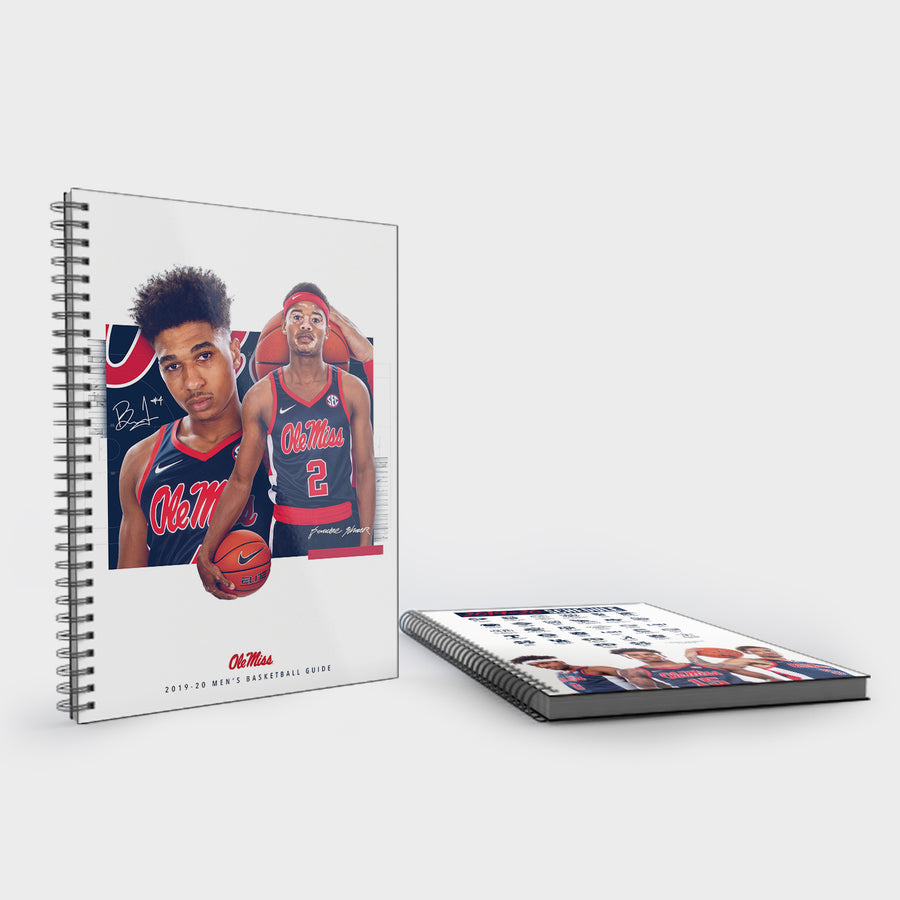 Ole Miss Rebels - 2019 Men's Basketball Media Guide