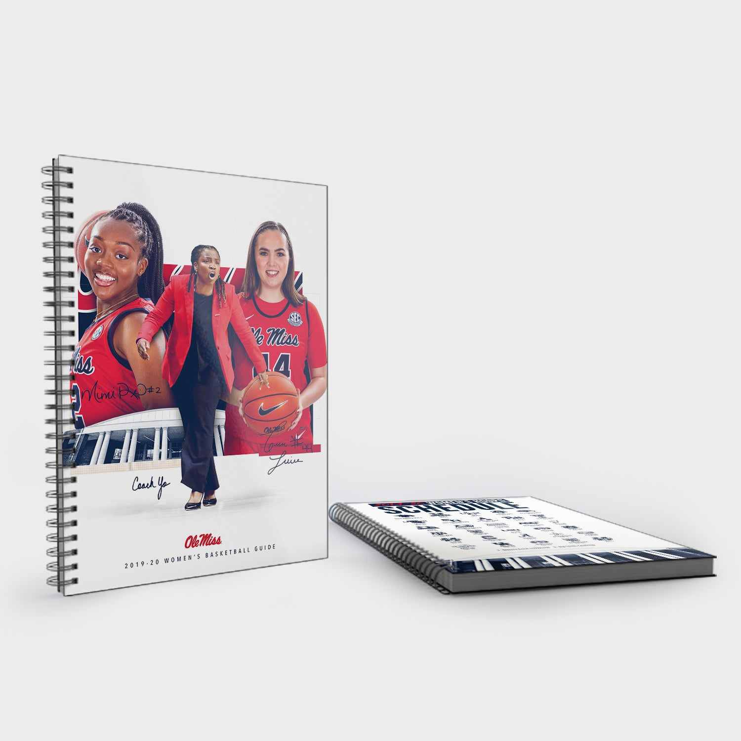Ole Miss Rebels - 2019 Women's Basketball Media Guide