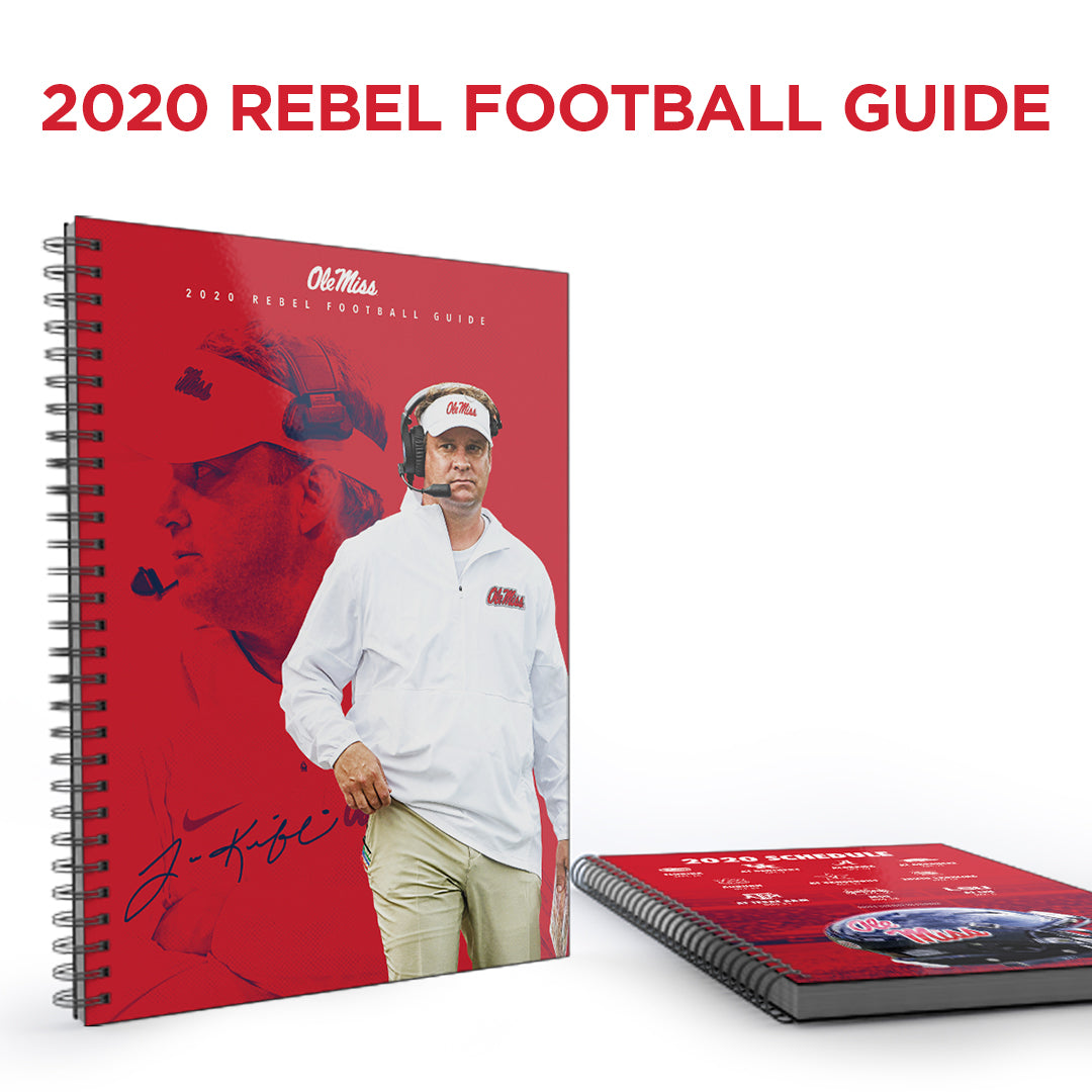 Ole Miss Rebels - 2020 Football Media Guide