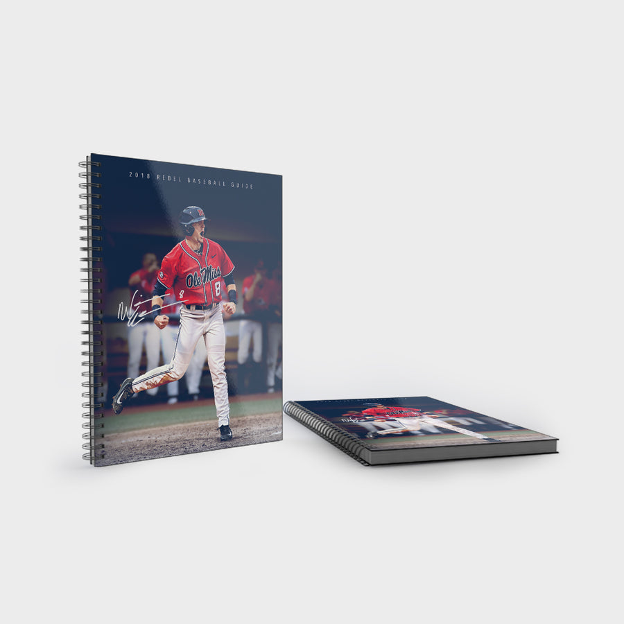 Ole Miss Rebels - 2018 Baseball Media Guide