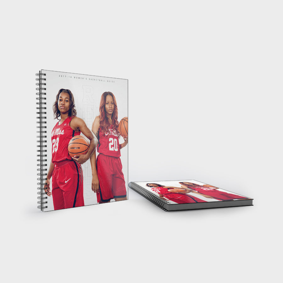 Ole Miss Rebels 2017-18 Women's Basketball Media Guide