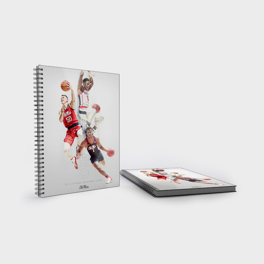 Ole Miss Rebels - 2017-2018 Men's Basketball Media Guide