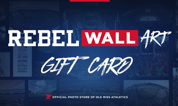 Rebel Wall Art Gift Card