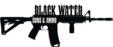 Black Water Guns & Ammo