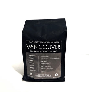 Vancouver Apparel Coffee - 1 Pound
