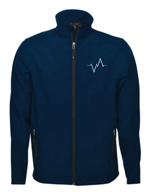 Everyday Softshell Jacket, Heartbeat | Men's | Vancouver Apparel