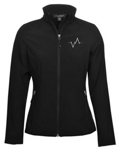 Everyday Softshell Jacket, Heartbeat | Women's | Vancouver Apparel