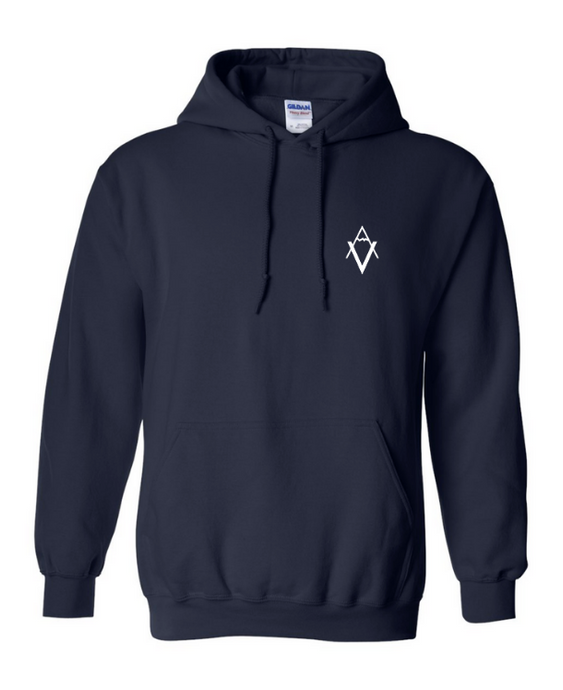 Hoodie, Embroidered VA | Unisex | Vancouver Apparel